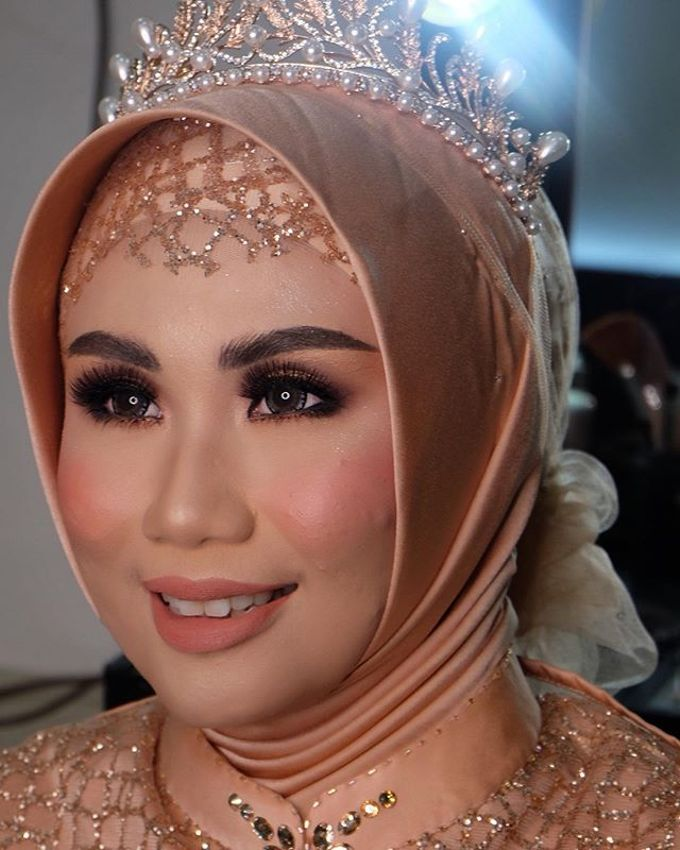 Wedding project by Zilla_dr make up - 002