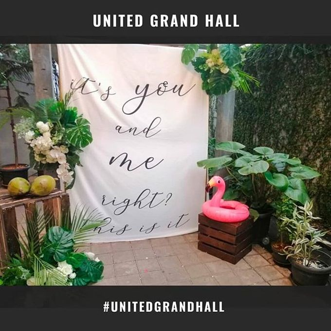ALVIN ANGGRAINI WEDDING by United Grand Hall - 005