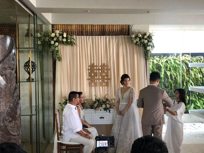 Wedding Yodie & Ardelia by Villa Vedas - 017