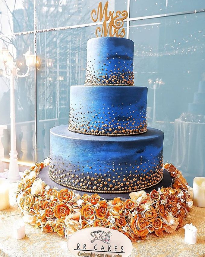 Real Wedding 2019 by RR CAKES - 020