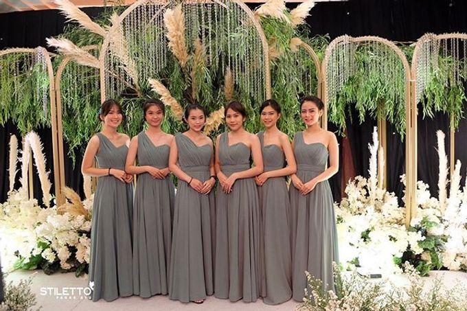 Wedding 2019  by STILETTO PAGAR AYU - 043
