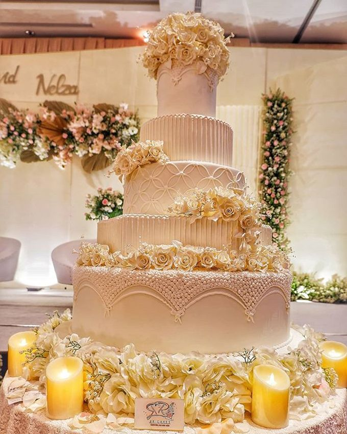 Real Wedding 2019 by RR CAKES - 017