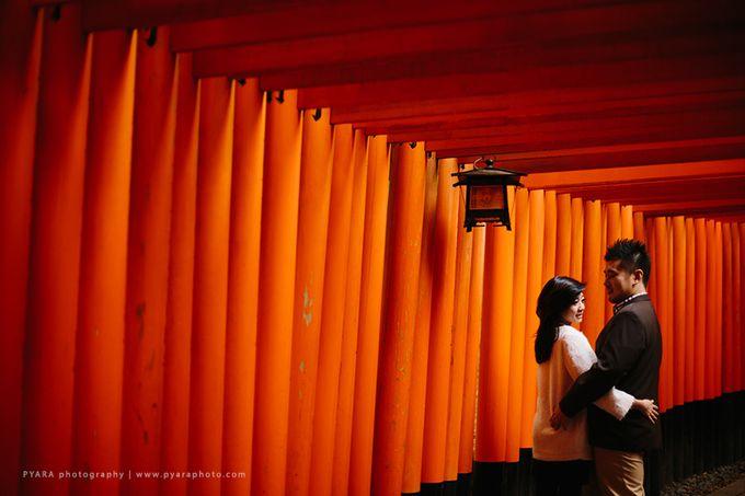 Selwyn Vitri | Japan Engagement Session by Carol by PYARA - 008