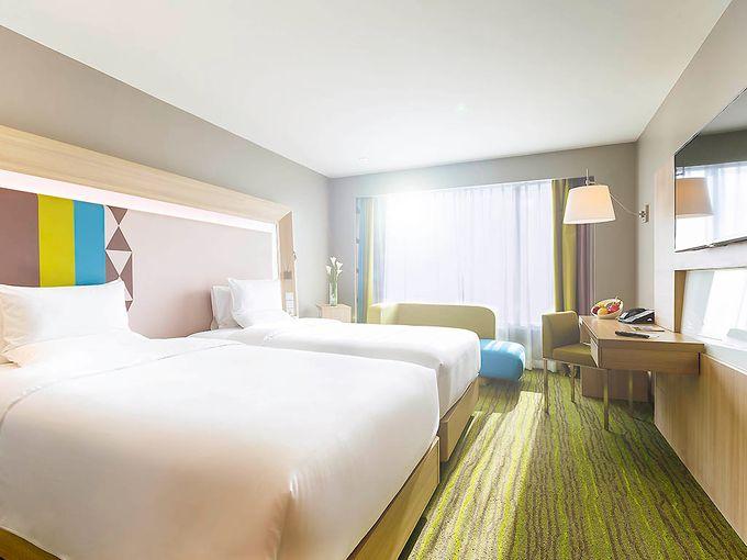 Rooms by Novotel Manila Araneta Center - 002