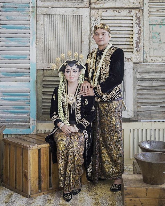 From Wedding Ceremony Randy & Andin by UK International Jakarta - 001