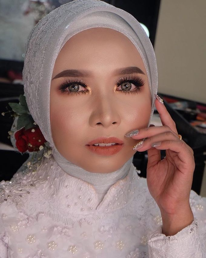 Wedding project by Zilla_dr make up - 007