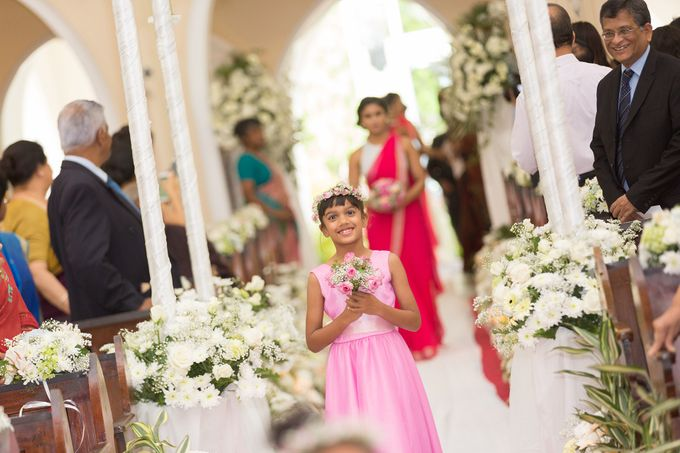 Wedding of Roshani & Charith by DR Creations - 039