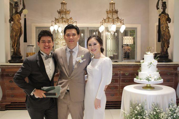 Mc Intimate Wedding Bunga Rampai Jakarta - Anthony Stevven by Anthony Stevven - 013