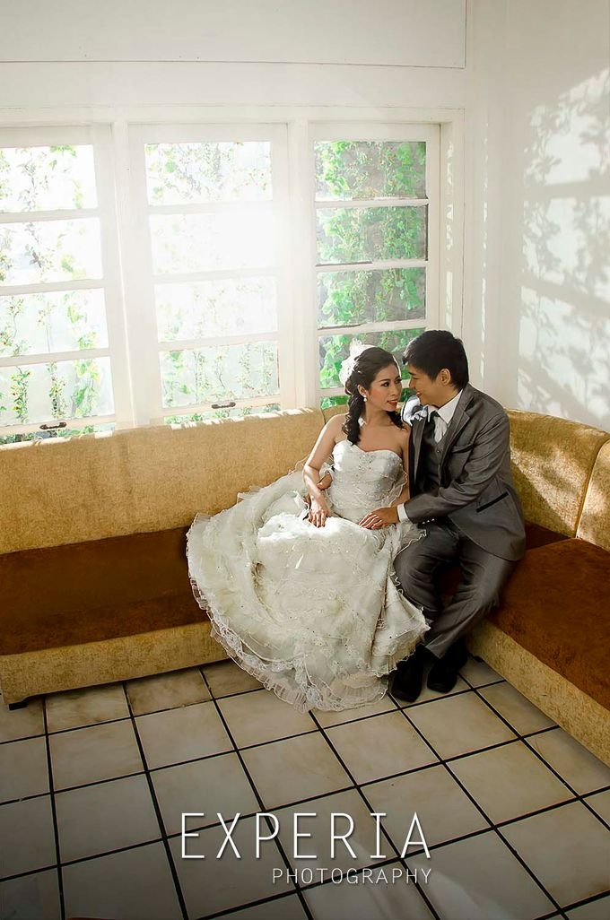 Benny & Sylvia Pre Wedding by Experia Photography - 002