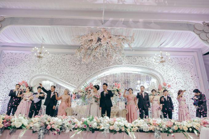 Tomas & Asti Jakarta Wedding by Ian Vins - 043