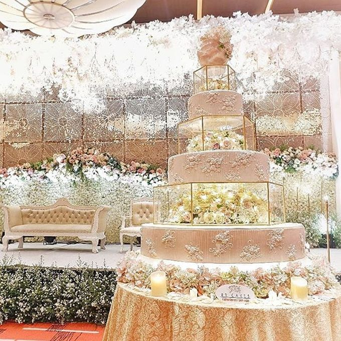 Real Wedding 2019 by RR CAKES - 012