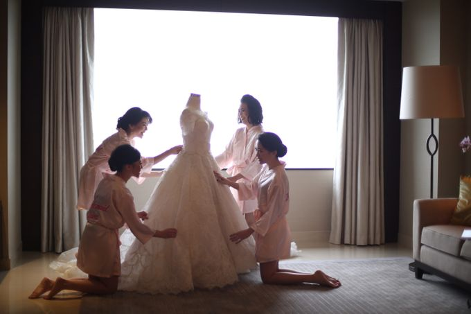 Kevin & Florencia by Fairmont Jakarta - 008