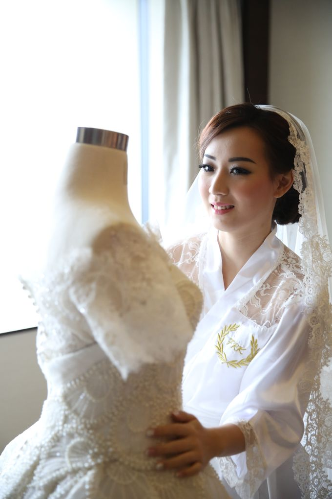 Kevin & Florencia by Fairmont Jakarta - 007