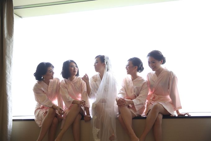Kevin & Florencia by Fairmont Jakarta - 009