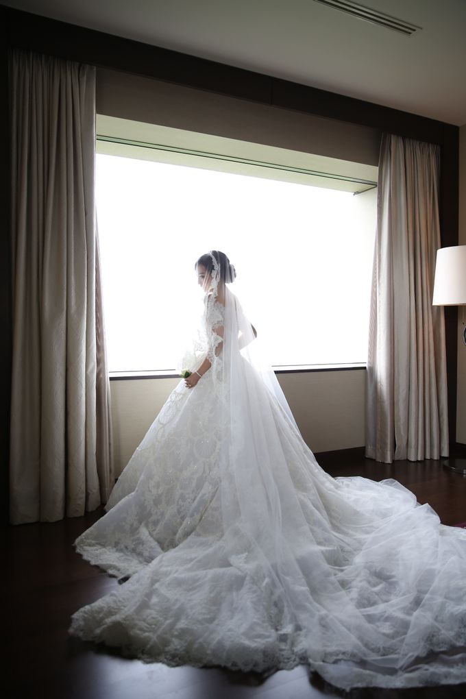 Kevin & Florencia by Fairmont Jakarta - 011