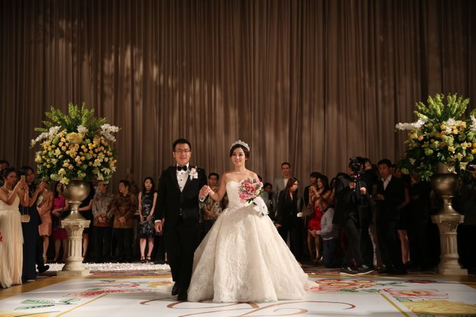 Kevin & Florencia by Fairmont Jakarta - 012