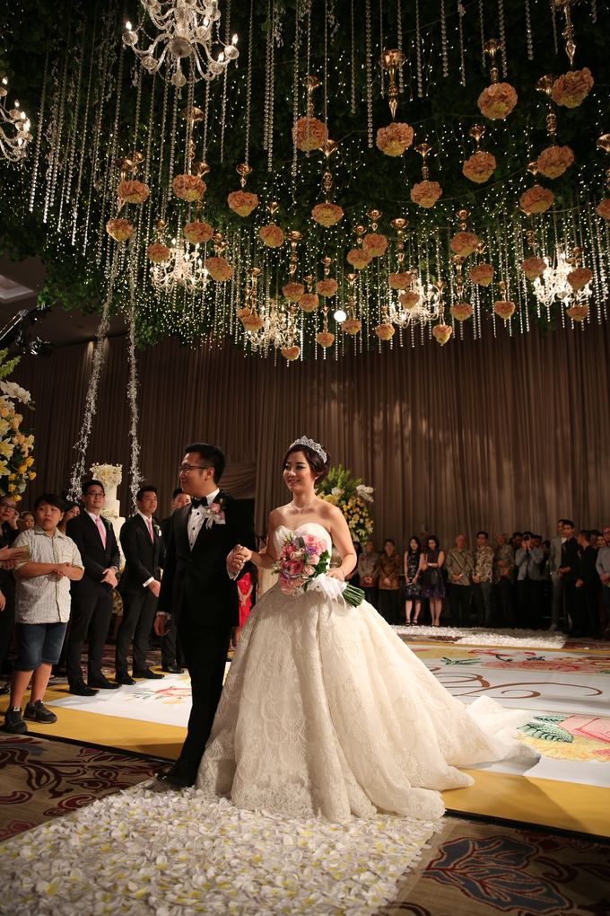 Kevin & Florencia by Fairmont Jakarta - 013