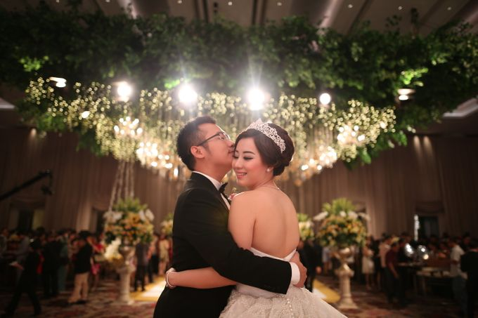 Kevin & Florencia by Fairmont Jakarta - 001