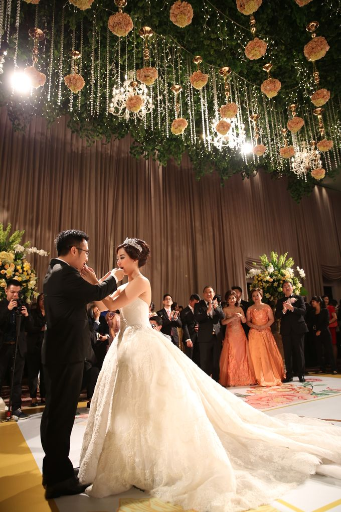 Kevin & Florencia by Fairmont Jakarta - 002