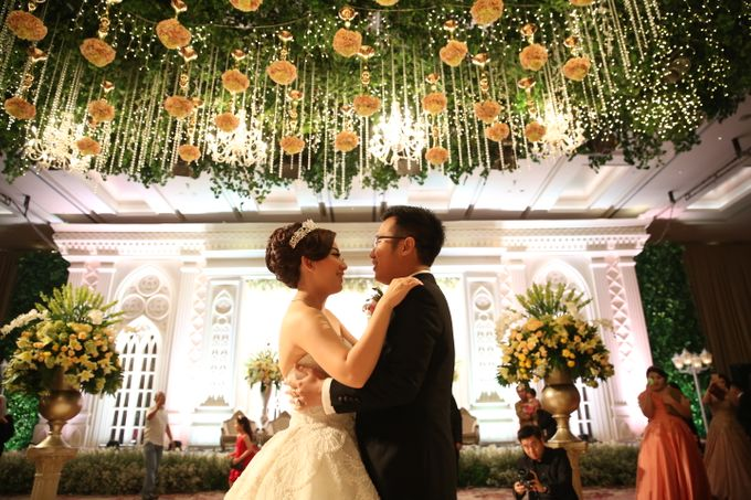 Kevin & Florencia by Fairmont Jakarta - 003