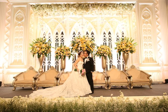 Kevin & Florencia by Fairmont Jakarta - 004
