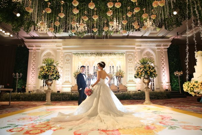 Kevin & Florencia by Fairmont Jakarta - 005