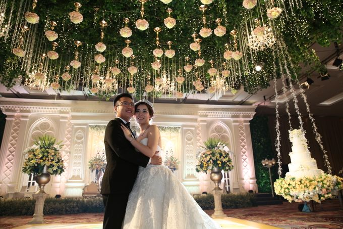 Kevin & Florencia by Fairmont Jakarta - 006