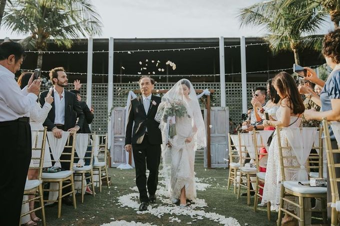 Wedding of Evelyn & Keith by Beyond Decor Company - 029
