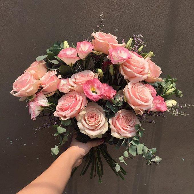 Wedding Bouquet by HARA Florist - 002