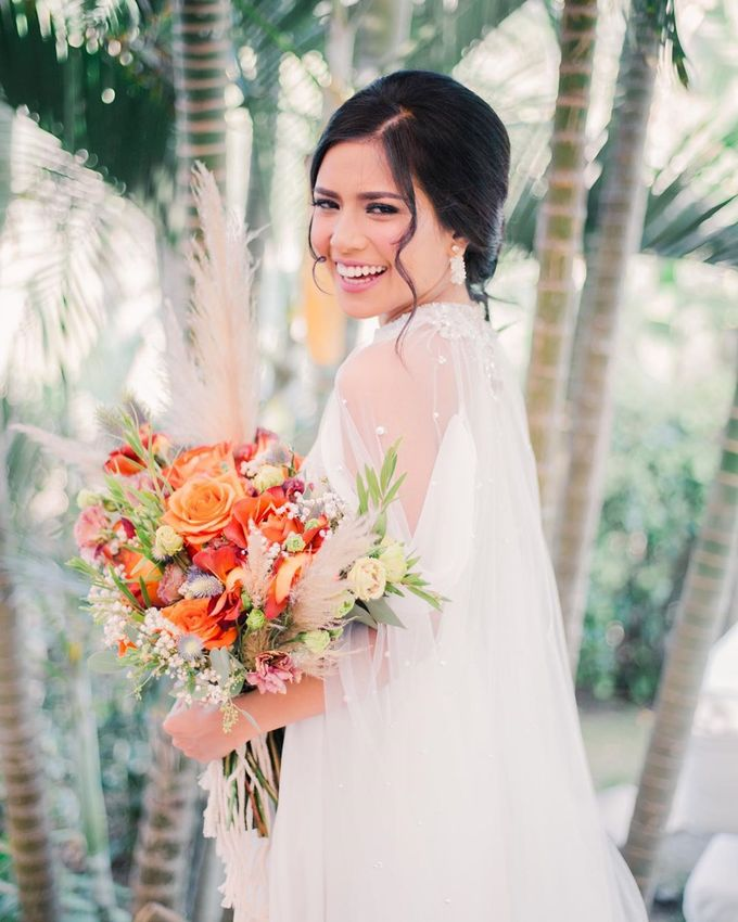 Sam & Lara Wedding at Canggu Bali by Catalina Flora - 017