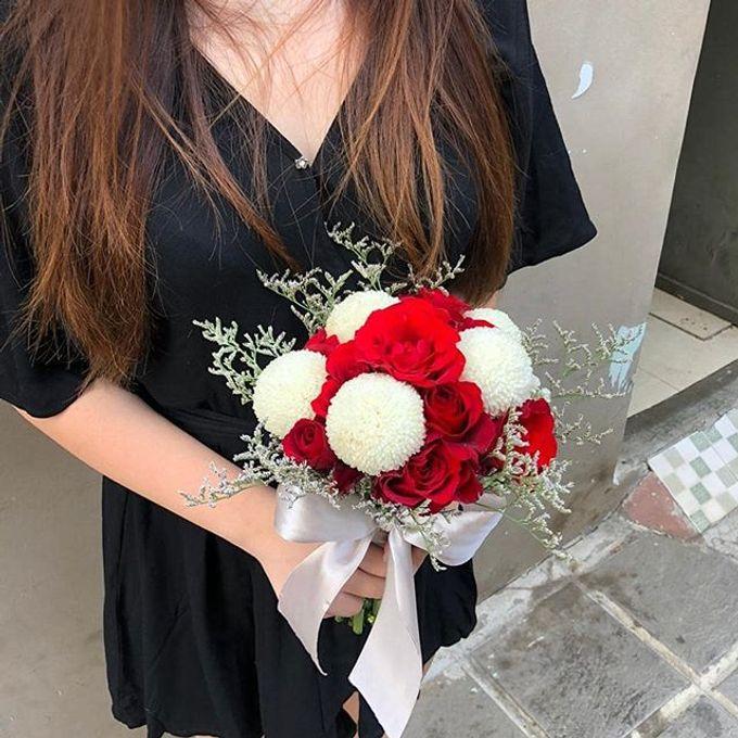 Wedding Bouquet by HARA Florist - 004