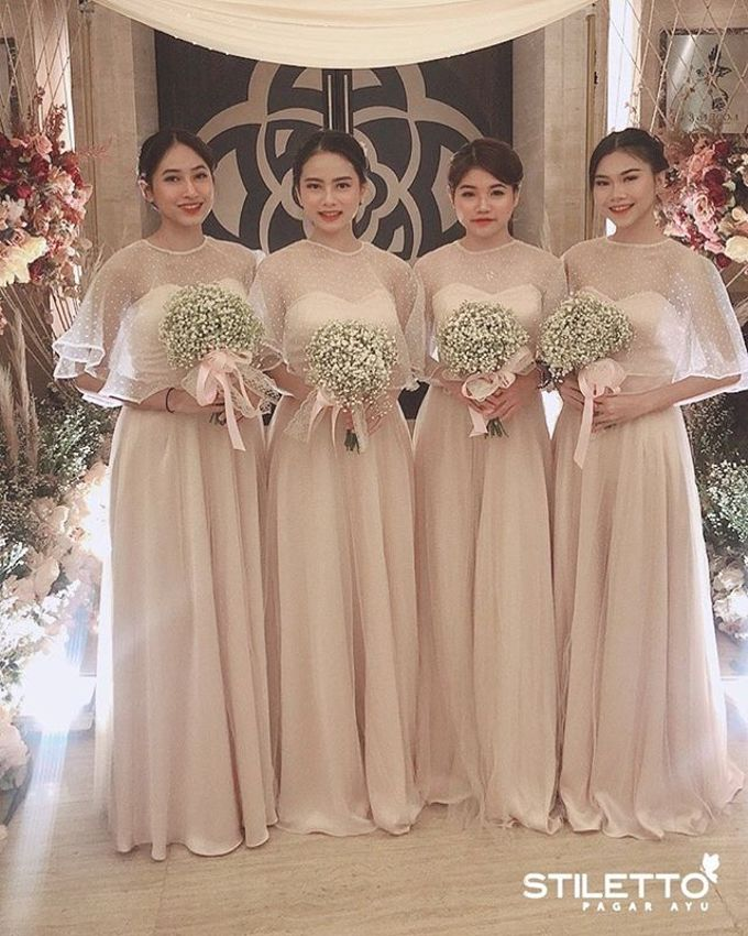 Wedding 2019  by STILETTO PAGAR AYU - 035