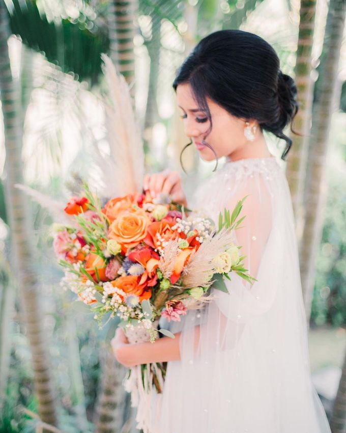 Sam & Lara Wedding at Canggu Bali by Catalina Flora - 008