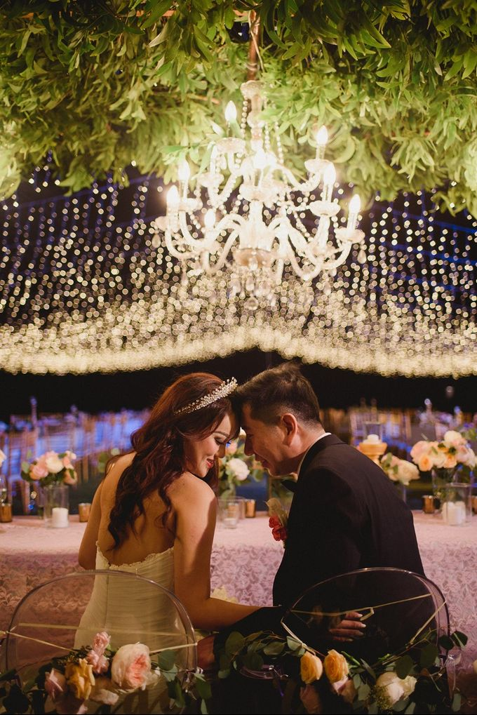 Wedding of Vina & Simon by Hilton Bali Resort - 016