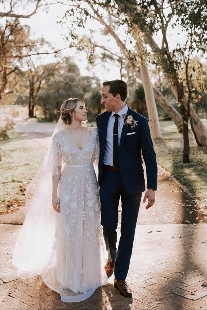 Spring Wedding at the Vines Country Club in the swan Valley Sarah & Glen by Anna Campbell - 017