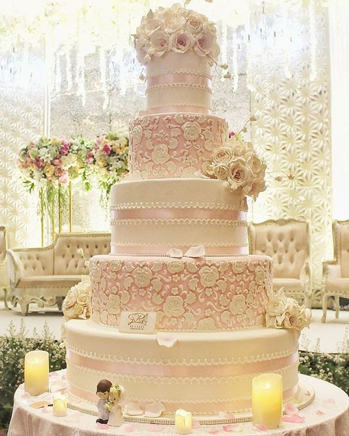 Real Wedding 2019 by RR CAKES - 003