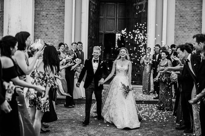 Courtneys Wedding by Bridal Luxury Beauty Service - 002