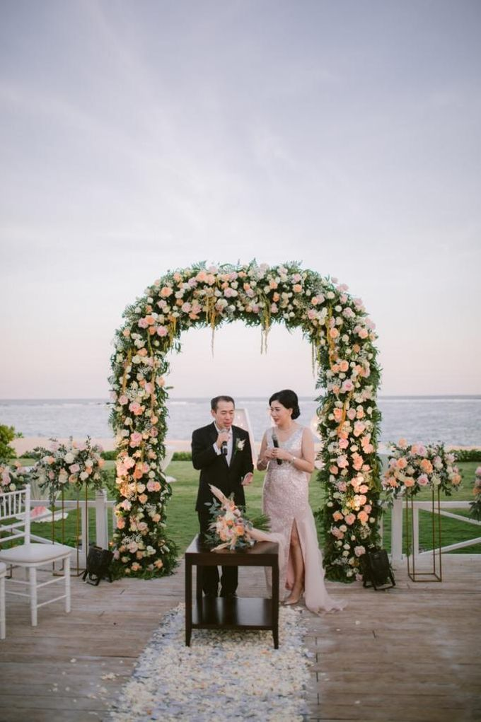 The wedding of  Larry & Anastasia by Dua Insan Decoration - 009