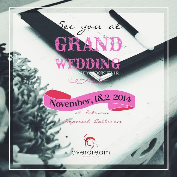 Grand Wedding Fair and Honeymoon Fair by Overdream Production - 002