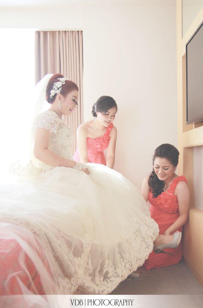 [Wedding Day] Rio & Winnie by VDB Photography - 025