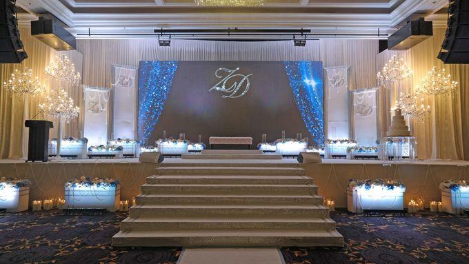 Sparkling Theme Wedding by ZURIEE AHMAD CONCEPTS SDN BHD - 007