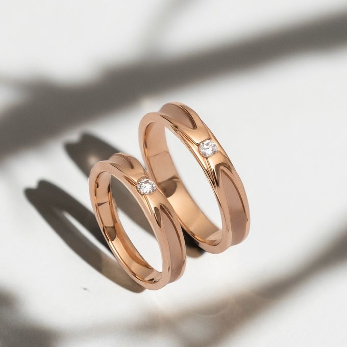 Wedding Ring Collection by THE PALACE Jeweler - 012