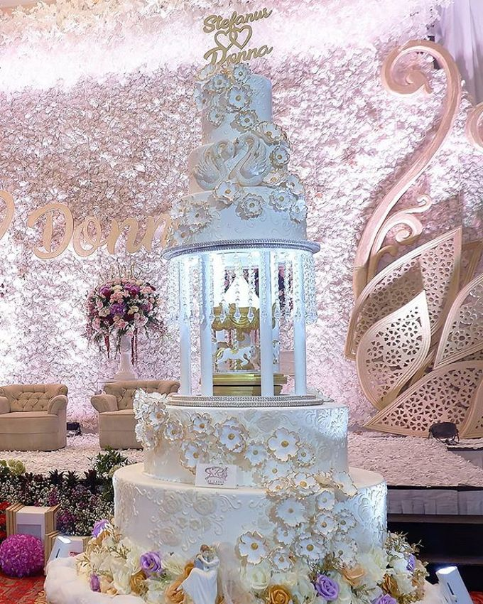 Real Wedding 2019 by RR CAKES - 025