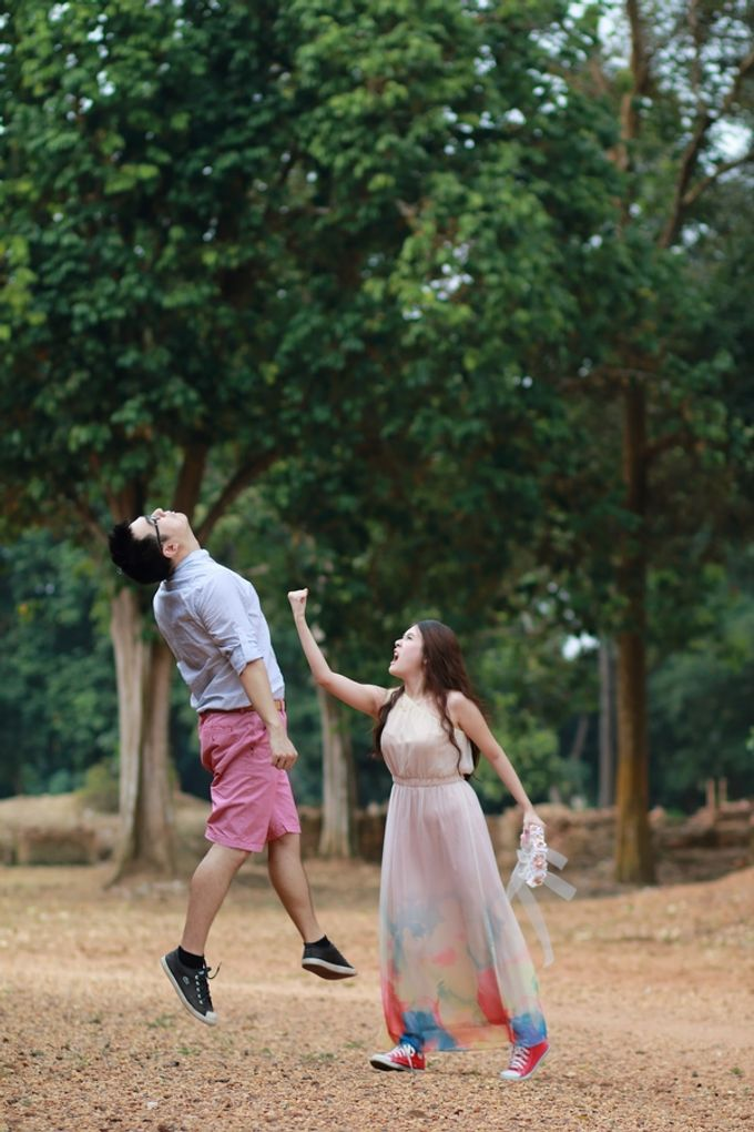 David & Vivi Prewed  and stopmotion by Phico photography - 008