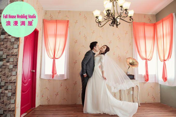 Pre-Wedding  Vincent & Samantha by Full House Wedding Studio - 021