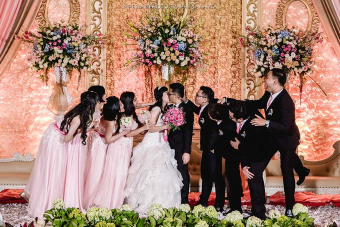 Yonathan & Dina Wedding by Imperial Photography Jakarta - 049