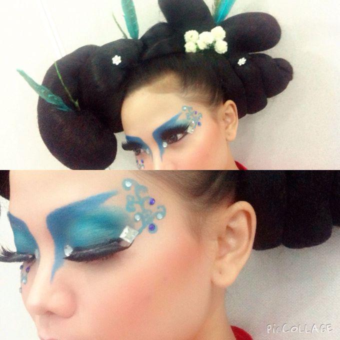 Makeup Portfolio by Krasivaya_ProMakeup - 002
