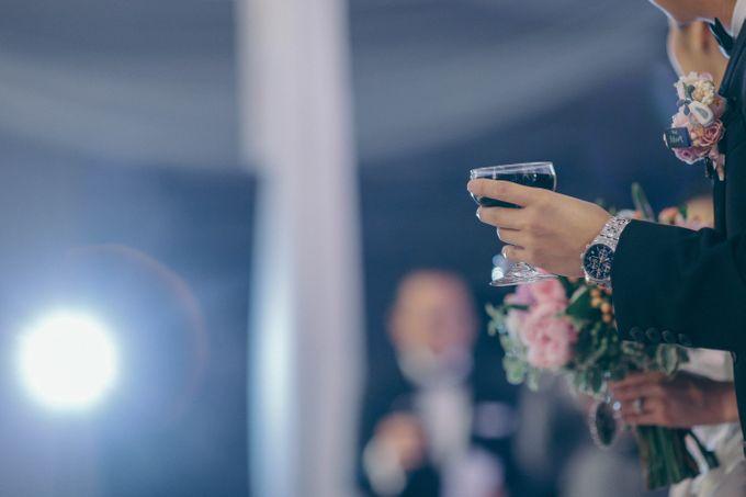 Tomas & Asti Jakarta Wedding by Ian Vins - 042