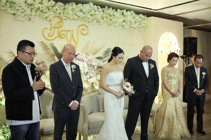 MC Wedding Intimate OnFive Grand Hyatt Jakarta - Anthony Stevven by Anthony Stevven - 007