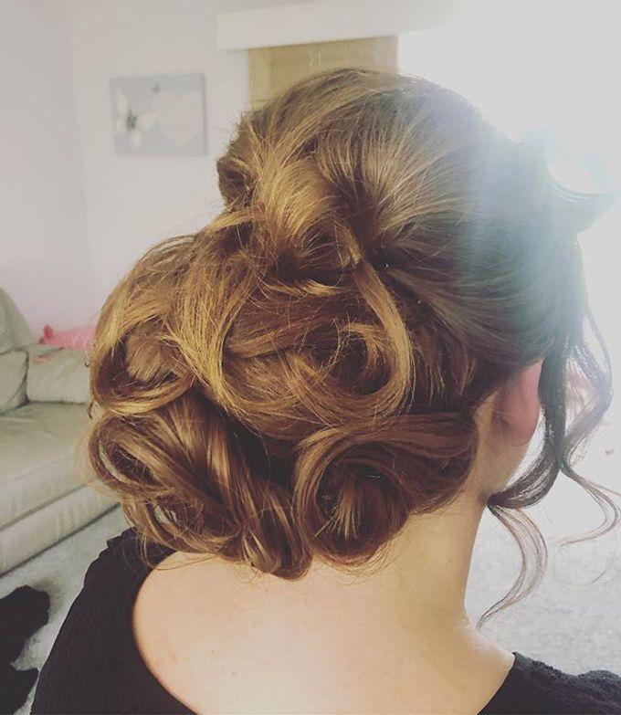 Bridal & events hair  by Danielle Marouzet Hair Design - 006